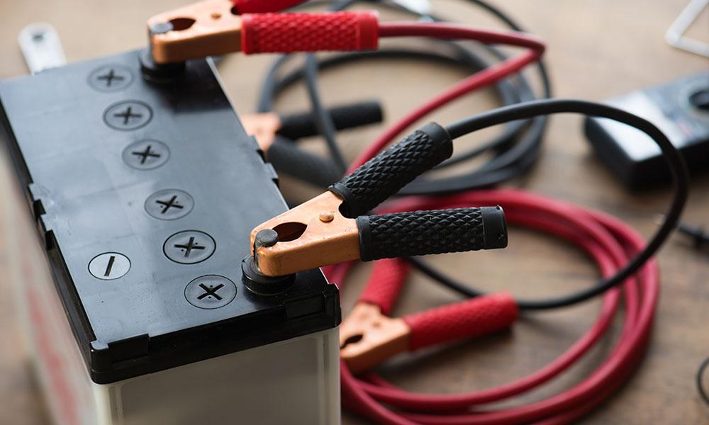Jungheinrich Forklift Battery