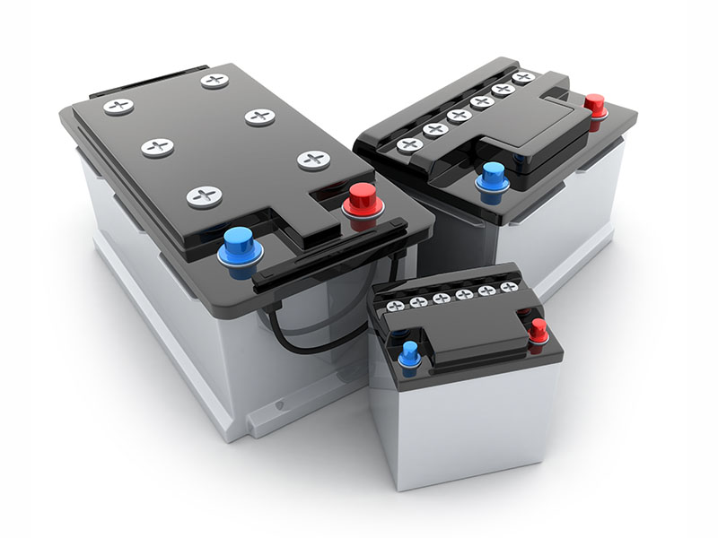 Motrec Forklift Battery