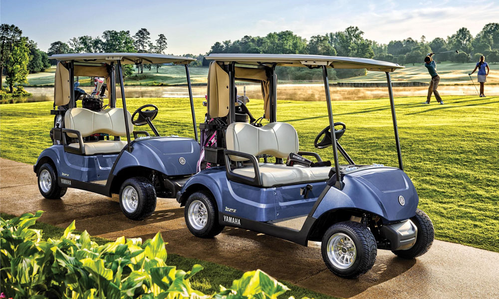 Golf Cart Electric Batteries