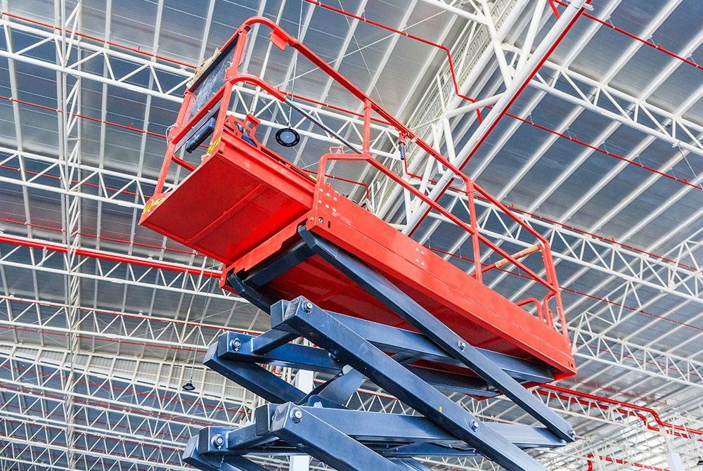 Skyjack / Scissor-Lift Battery