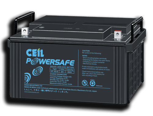 Electric Generators Batteries