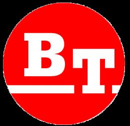 BT Forklift PNG