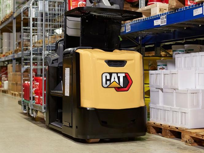 Caterpillar Forklift Battery