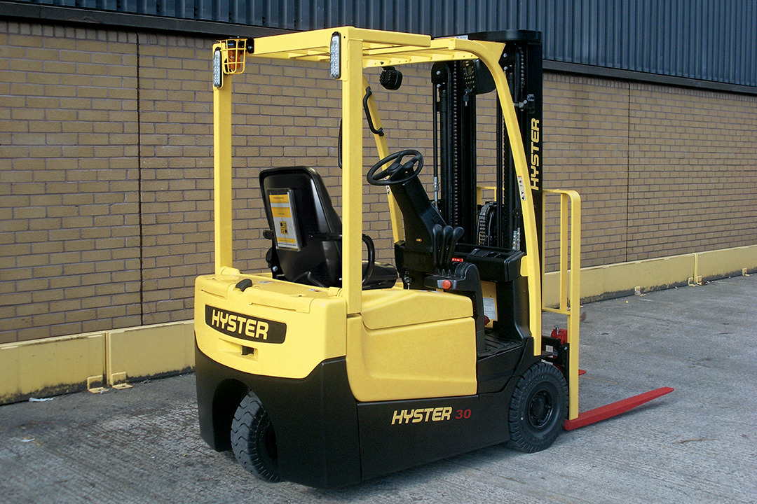 Hyster Forklift Battery