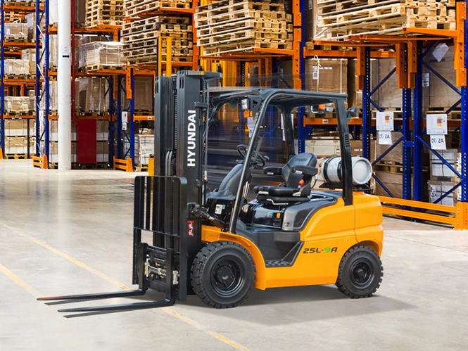 Hyundai Forklift Battery