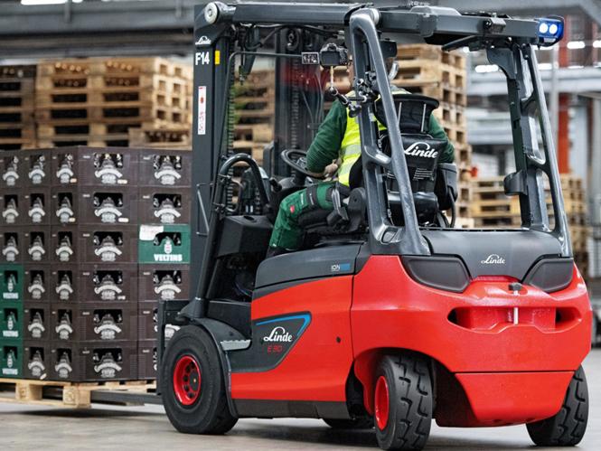 Linde Forklift Battery