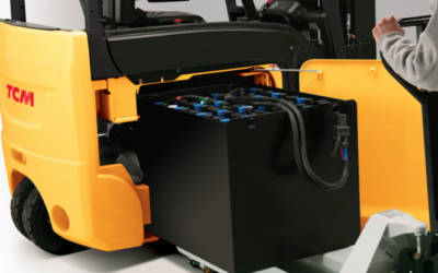Forklift Batteries Toronto – How to Choose the Right Forklift Battery